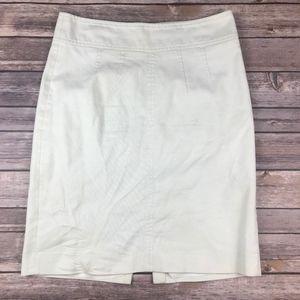 Banana Republic Stretch Pencil Skirt, Size 4